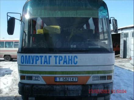 Транспортни услуги - Омуртаг Транс
