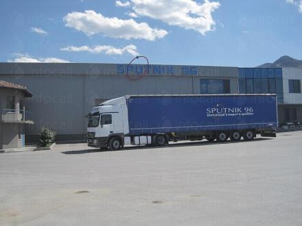 Транспортни услуги Враца - Спътник 96
