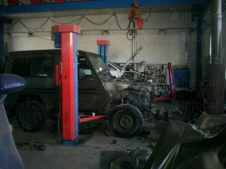 Възстановяване на леко и тежко катастрофирали автомобили в Пловдив - ДИЧЕВИ 67 ООД