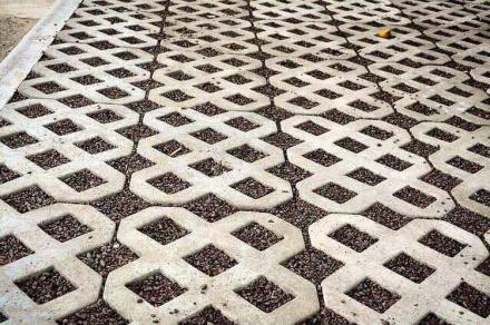 Вибропресовани бетонови изделия в Търговище - Маринов газ ООД