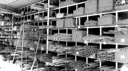 Внос метални изделия в София-Красно село - Мак Комерс