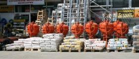 База за строителни материали в Монтана