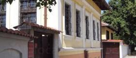 Къща-музей Георги Герасимов в Пазарджик - Художествена галерия Станислав Доспевски