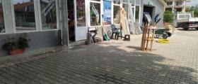 Магазин за строителни материали в Елхово