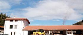 Производствена база дървен материал в Чепеларе - Тоники-Марияна Беловодска ЕТ