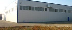 Производствена база за кабели и проводници в Айтос
