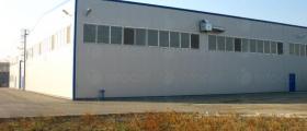 Производствена база за кабели в Айтос