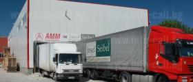 Сервиз и складова база транспортна техника в Добрич