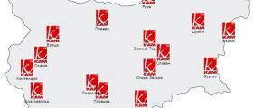 Склад за крепежни елементи в Пловдив - КАМ 04 ООД