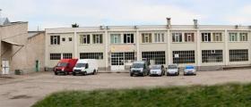 Складова база резервни части за електроуреди в Ковачевец-Попово