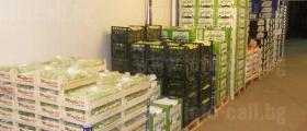 Складова база за плодове и зеленчуци в Първенец-Пловдив