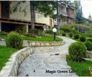 БЕЗПЛАТЕН проект при поръчка за озеленяване или поливна система
