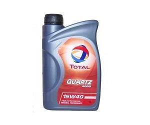 Моторно масло Total Quartz 5000 15W40 - 1 литър - RSG