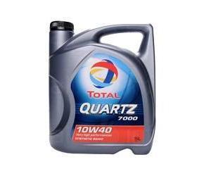 Моторно масло Total Quartz 7000 10W40 - 5 литра - RSG