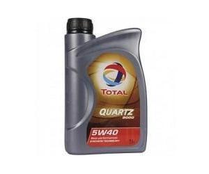Моторно масло Total Quartz 9000 5W40 - 1 литър - RSG