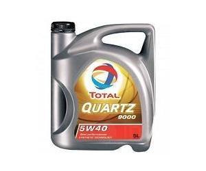 Моторно масло Total Quartz 9000 5W40 - 5 литра - RSG