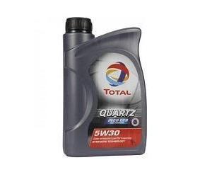Моторно масло Total Quartz INEO ECS 5W30 - 1 литър - RSG