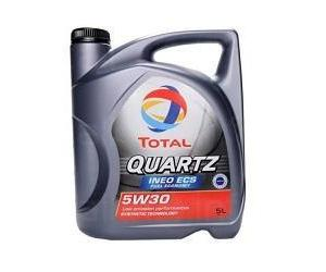 Моторно масло Total Quartz INEO ECS 5W30 - 5 литра - RSG