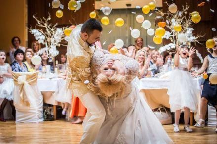 Първи сватбен танц - Ет Мачибо