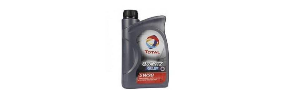 Моторно масло Total Quartz INEO ECS 5W30 - 1 литър - Infocall.bg