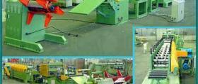 Автоматични линии електрозаварени профилни тръби Сливен