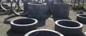 Бетонови коруби в Калояново-Пловдив