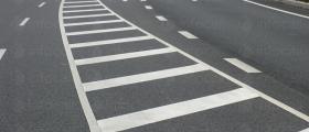 Боя за пътна маркировка в Първомай