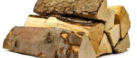 Дърва за огрев в град Казанлък