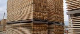 Дървен строителен материал в Пазарджик