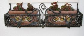 Градинска мебел от ковано желязо в Добрич