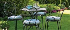 Градински мебели от ковано желязо в София-Люлин 1