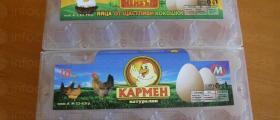 Яйца за консумация Мейбъл И Кармен в област Търговище