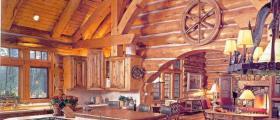 Интериор за дървени сглобяеми къщи в София-Горубляне