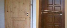 Интериорни и входни врати в Овча купел