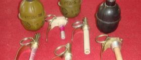 Изделия за оръжейна промишленост в Ковачевец-Попово