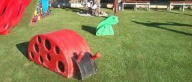 Изкуствена трева и спортни настилки в Гоце Делчев и Благоевград