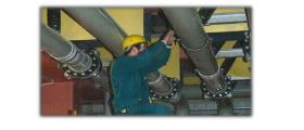 Изработка и монтаж на стоманени и пластмасови тръбопроводи за флуиди и газове