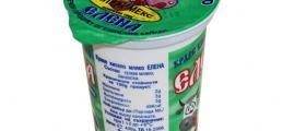 Кисело мляко - Млечни продукти Елена