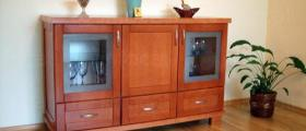 Корпусна мебел от Троян