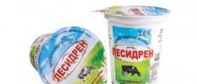 Краве кисело мляко - Мандра Лесидрен