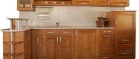 Кухненско обзавеждане в Троян