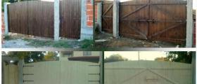 Масивни врати в София-Овча Купел