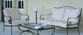 Мебели от ковано желязо в София-Владая