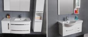 Мебели ПВЦ за баня в София-Център