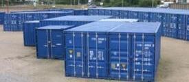 Морски контейнери в София-Суходол