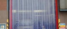 Нискотемпературни прозрачни завеси за студени складове в Пловдив
