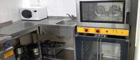 Оборудване за кухни в Русе