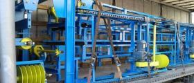 Оборудване за заводи в Дебелец