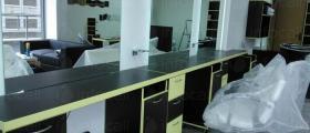 Обзавеждане за фризьорски салони в София