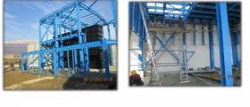 Проектиране, доставка и монтаж на стоманени конструкции - Олопласт Груп
